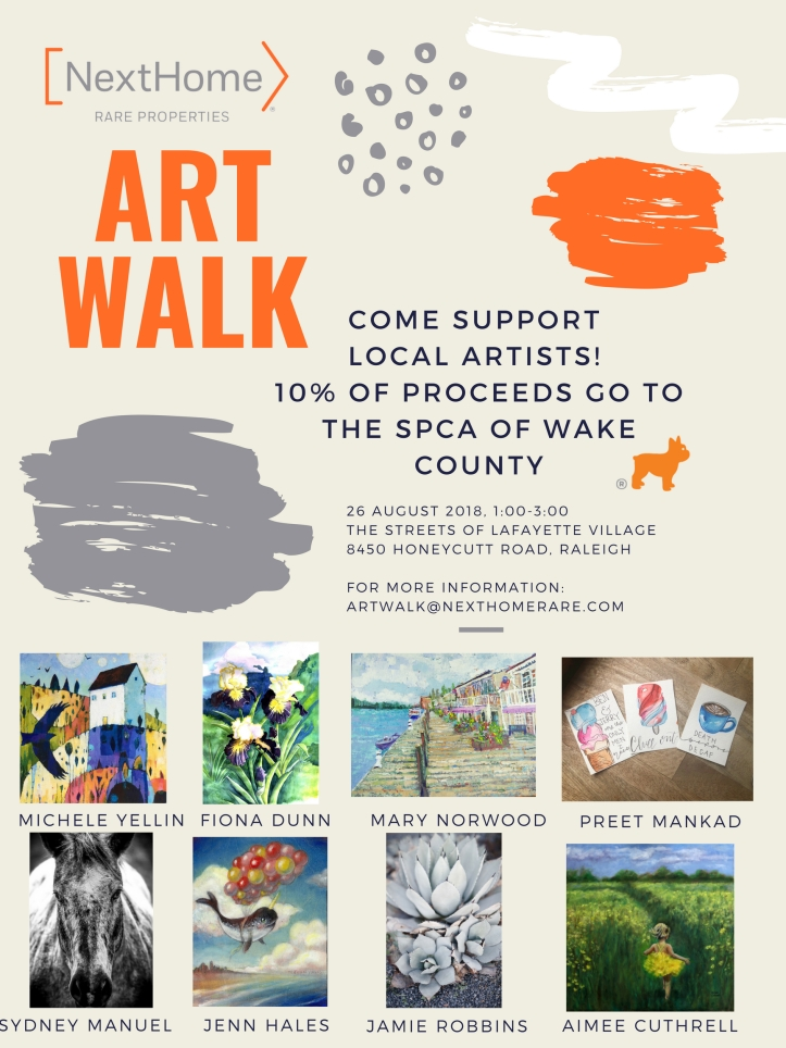 Art Walk Flyer 3